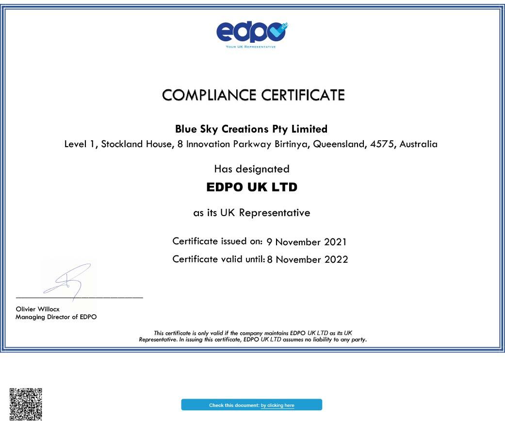 blue_sky_creations_pty_limited_compliance_uk_representative_compliance_certificate